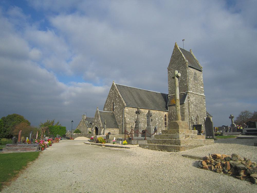 Monthuchon Eglise St Martin SAF