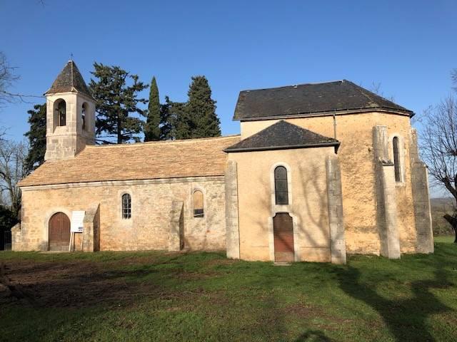 Couzou (45) Eglise Saint-Cyr de la Pannonie - Sauvegarde de l'Art Français