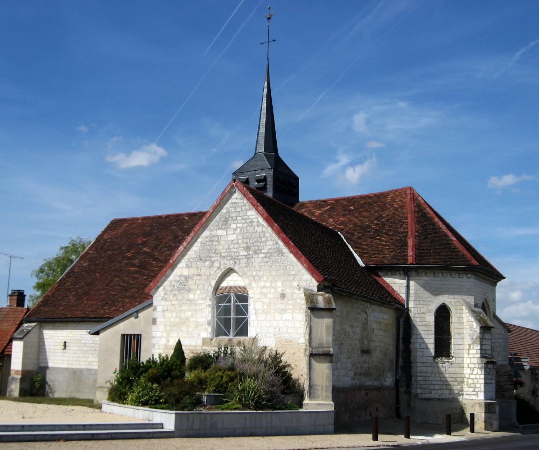 Villette-sur-Aube (10) - église Saint-Pierre - La Sauvegarde de l'Art Français