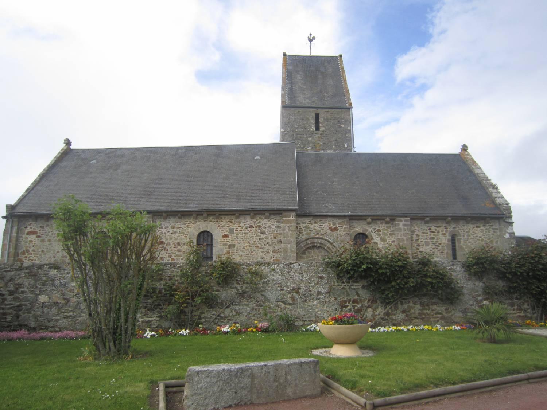 Yquelon (50) Eglise Saint-Pair - Sauvegarde de l'Art français
