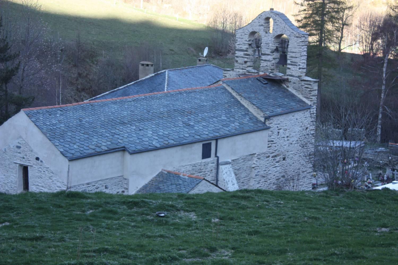 Valcebollère (66) Eglise Saint-Félix - Sauvegarde de l'Art Français