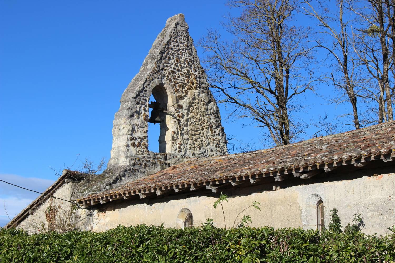 Guérin (47) Eglise Notre-Dame de Fontet SAF