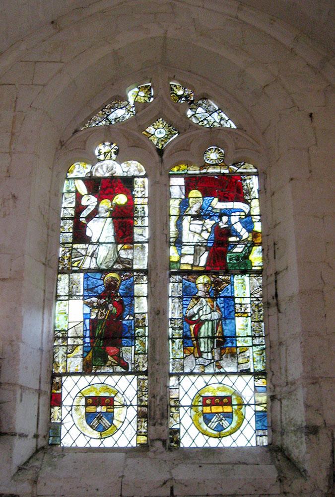 Coclois (10) - Eglise Saint-Maurice - La Sauvegarde de l'Art Français