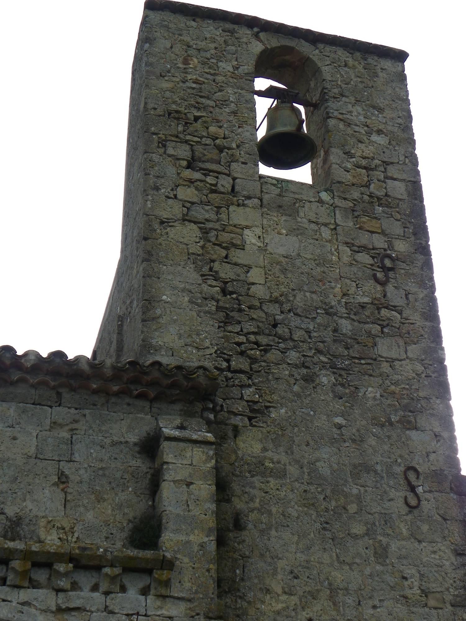 Fontjoncouse (11) Eglise Sainte-Léocadie - Sauvegarde de l'Art Français