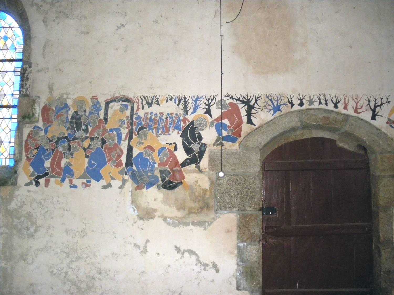 Trémargat (22) - église Notre-Dame