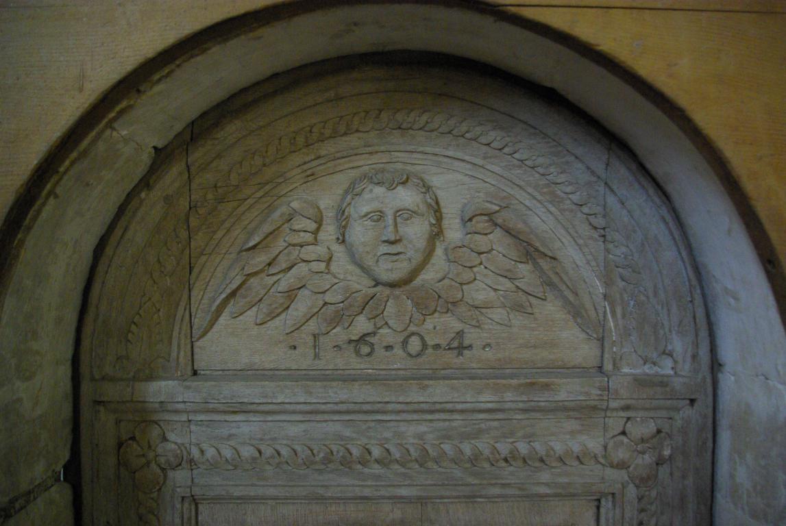 Bouër (72) Eglise Saint-Pierre - Sauvegarde de l'Art Français