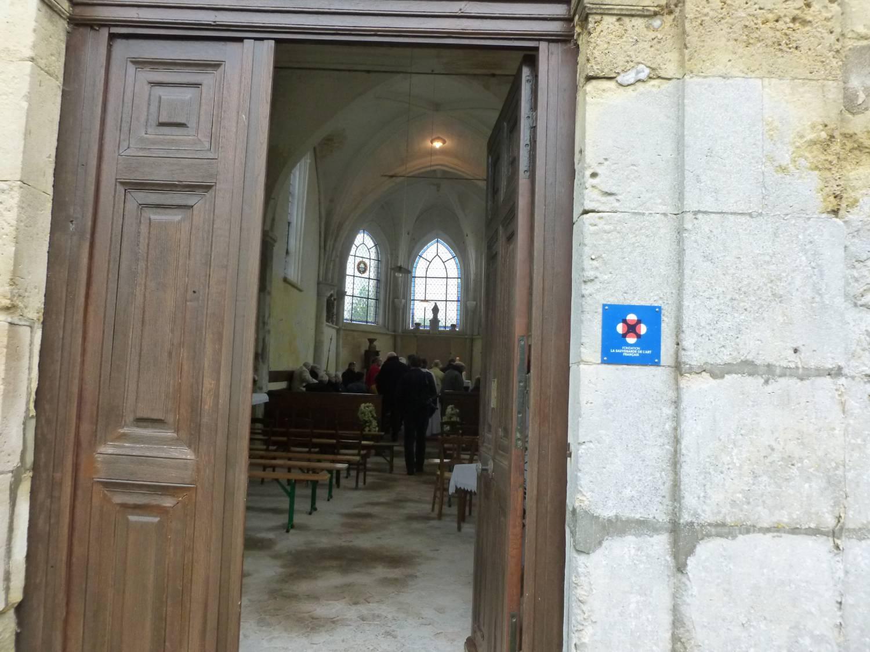 Inauguration Eglise de LASSY (95)