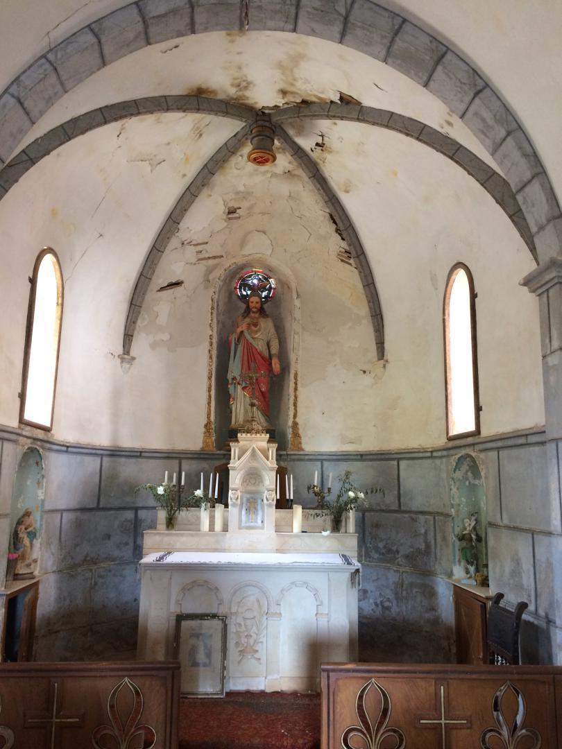 Chapelle Saint-Michel - Salses-le-Château (66)