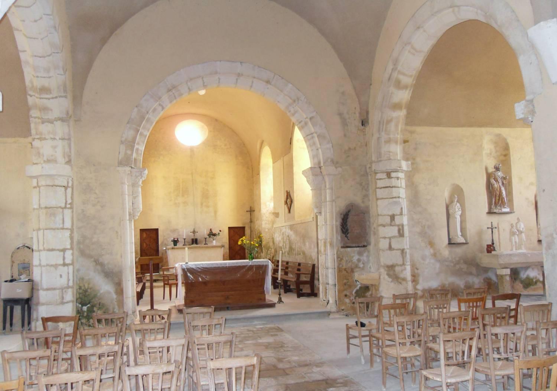 Joganville (50) Eglise Saint-Vigor - Sauvegarde de l'Art Français