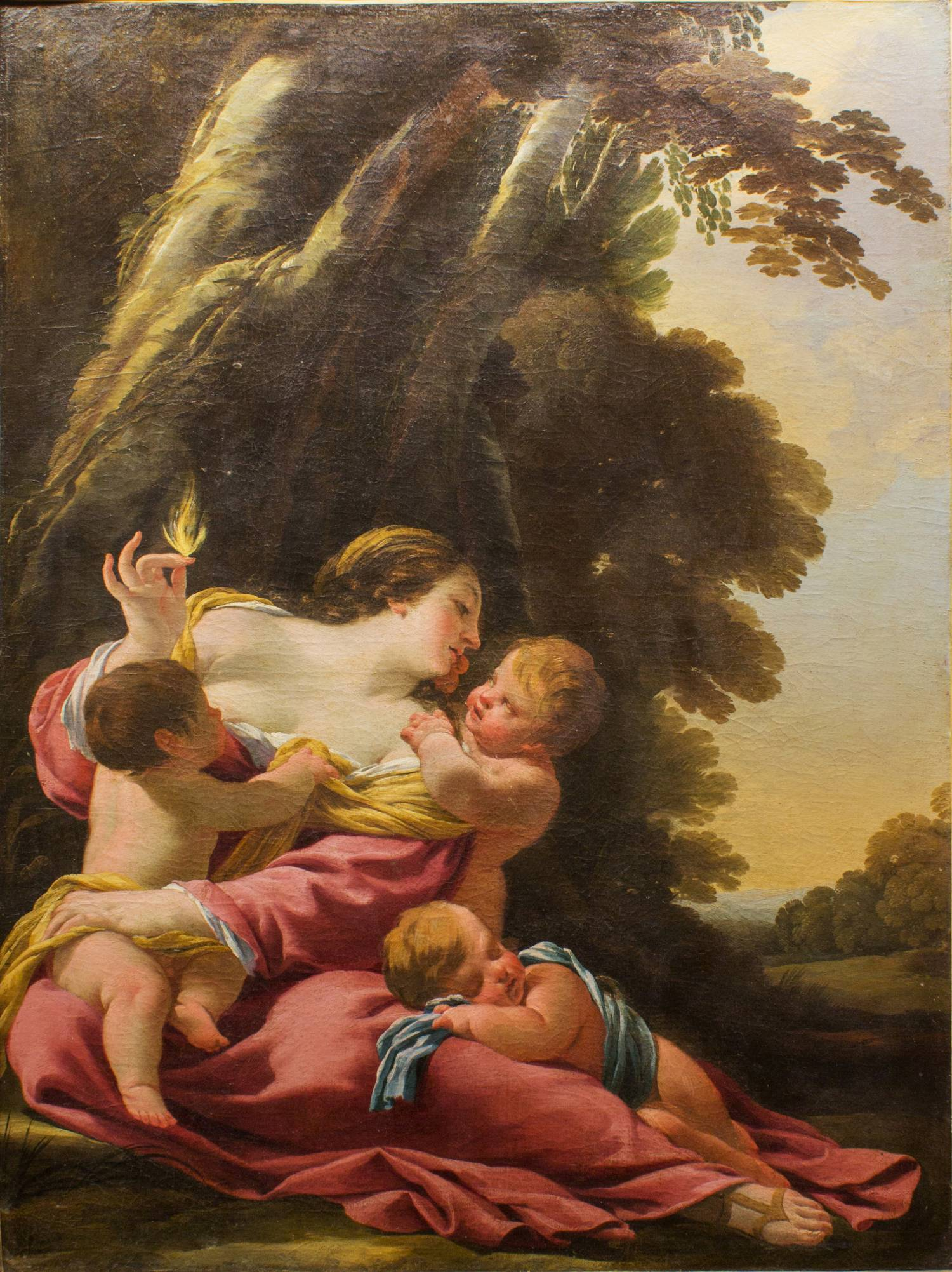La Charité, Simon Vouet