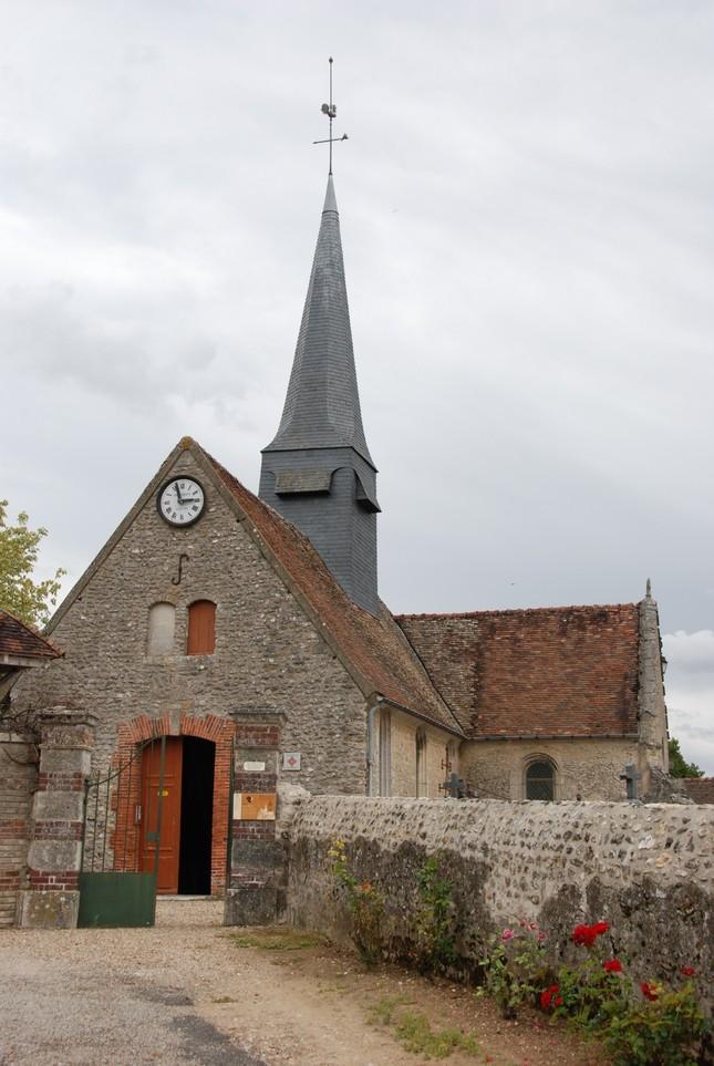 Guerny - Eg Notre Dame - SAF