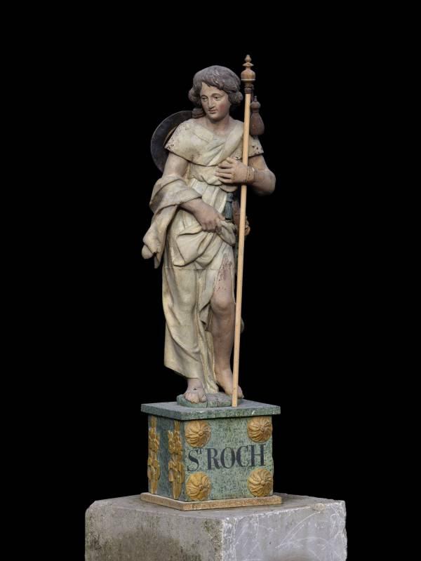 Statue - Vaux-en-Amiénois