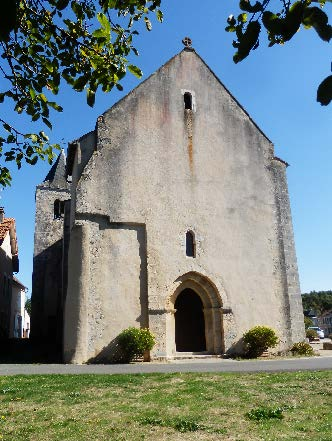 Jouhet (86) Eglise Notre Dame SAF