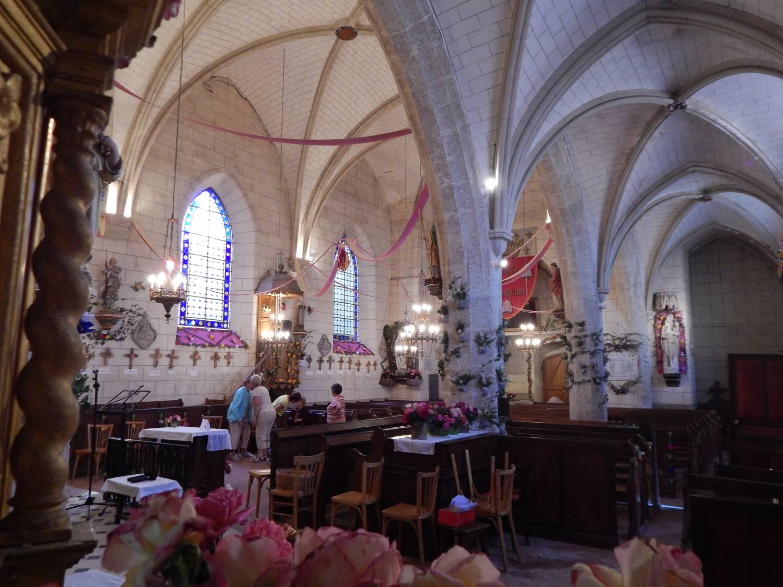 Villemoutiers (45) - église Saint-Nicolas - La Sauvegarde de l'Art Français
