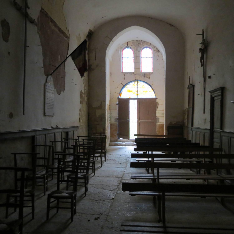 Payrac (46) Eglise Notre-Dame-de-l'Assomption-de-Camy - Sauvegarde de l'Art Français