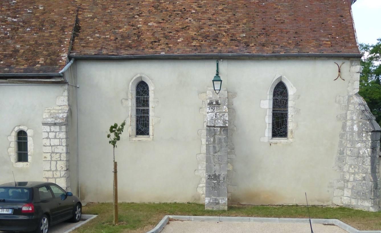 La Selle-en-Hermoy (45) - Eglise Saint-Pierre-ès-Liens