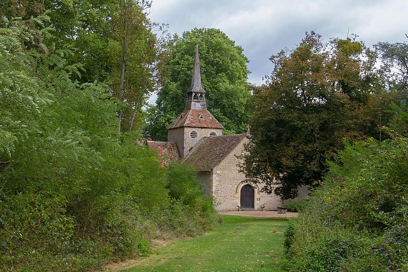 Lamenay-sur-Loire (58) - chapelle Saint-Roch