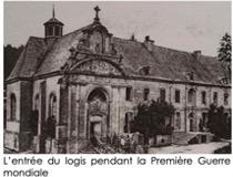 Lamorville (55) - abbaye ND de l'Etanche
