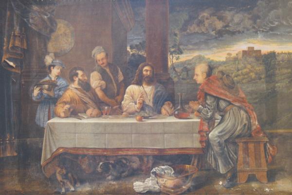 Les pèlerins d'Emmaüs - Jury Laon