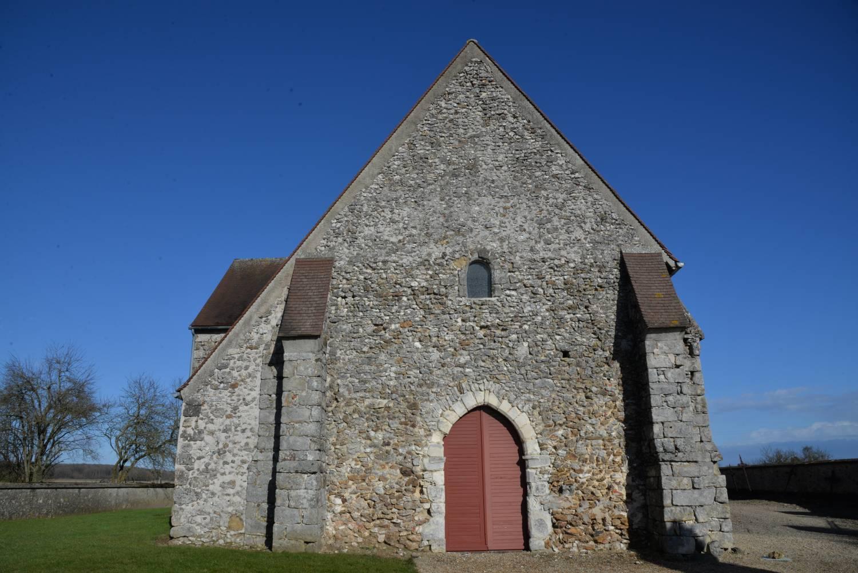 Montmirail (Marne) - église Saint-Timothée-et-et-Saint-Symphorien de l'Echelle-le-Franc