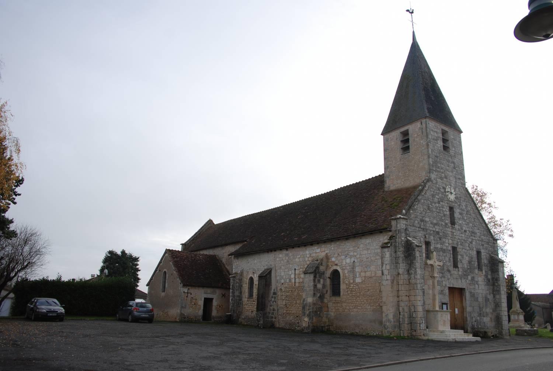 Paizay-le-Sec (86) église Saint-Hilaire - La Sauvegarde de l'Art français