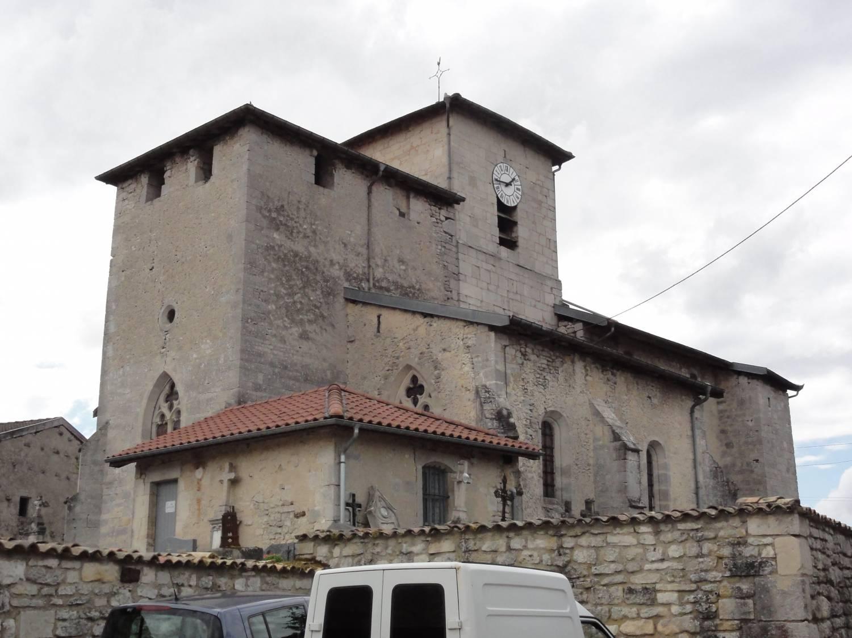 Longeaux (55) - église Saint-Gengoult - La Sauvegarde de l'Art français
