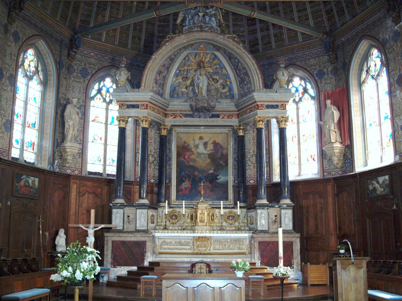 Bellême (61) - Eglise Saint-Sauveur