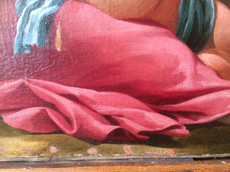 La Charité (détail), Simon Vouet