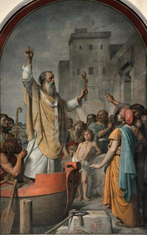 Michel Dumas - Saint Denis : Son Apostolat, 1869