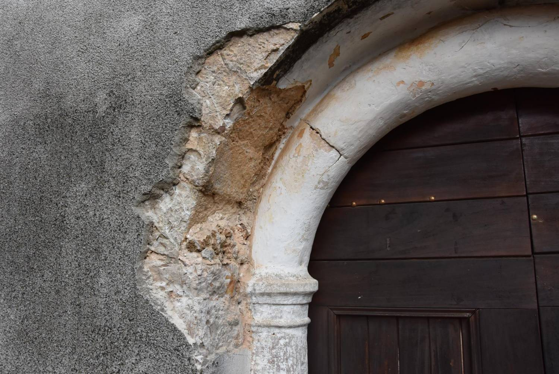 Saint-Maurice-Navacelles (34) Eglise de la Clastre - Sauvegarde de l'Art Français