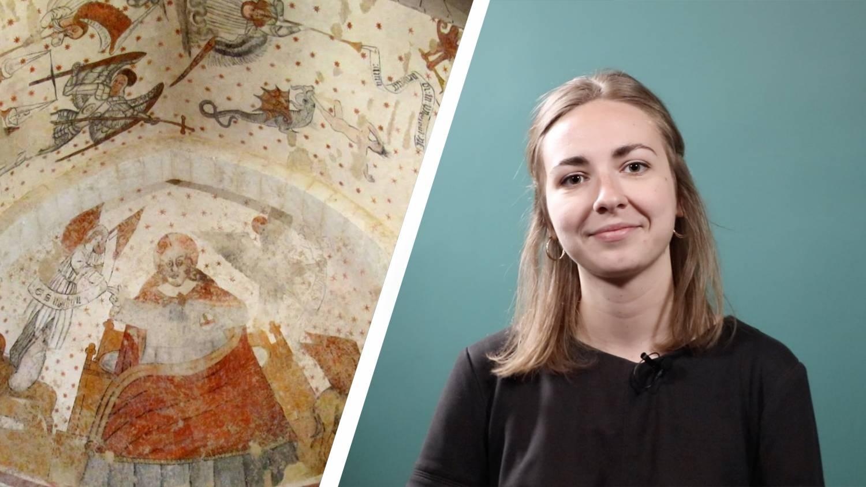 Pauline de Poncheville - Saint-Méard-de-Drône (24) Sauvegarde de l'Art Français