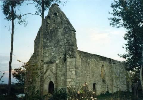 Église Sainte-Croix - Sauvegarde de l'Art Français