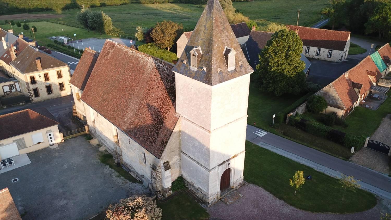 Feings (61) - église Saint-Gervais et Saint-Protais - La Sauvegarde de l'Art Français