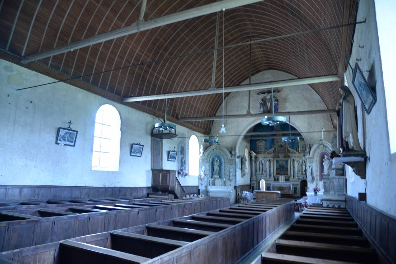 Feings (61) - église Saint-Gervais et Saint-Protais