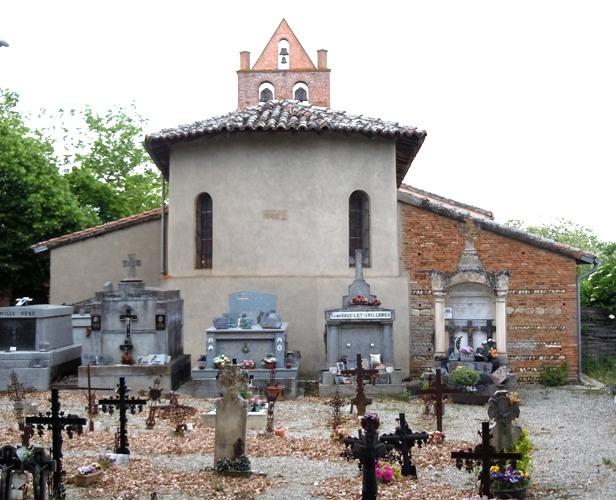 Espanès (31) Eglise Saint-Martin