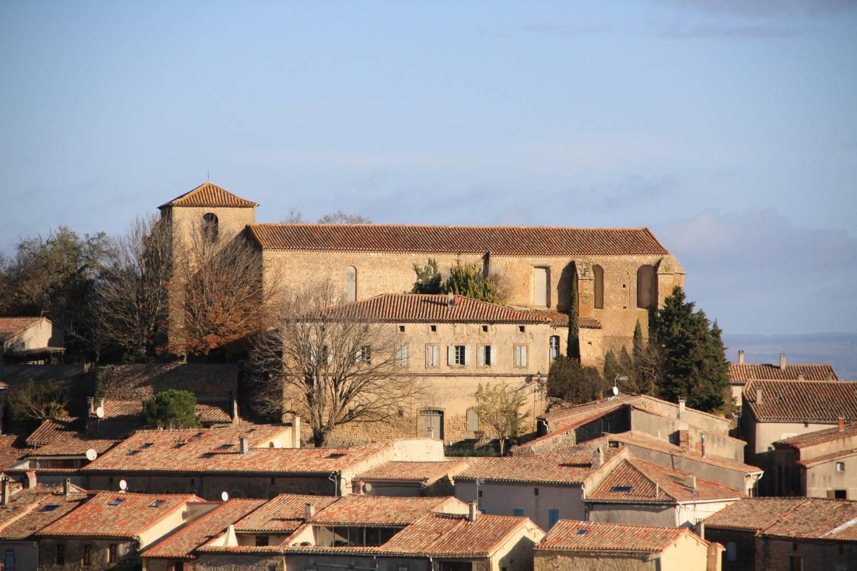 Laurac (11) Eglise Saint-Laurent - Sauvegarde de l'Art Français