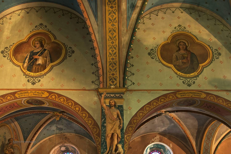 Alos (09) - église ND de l'Assomption