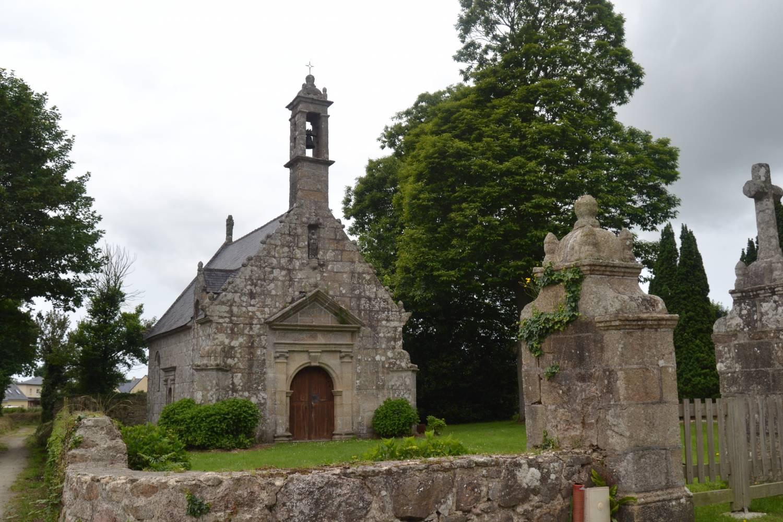 Lannilis (29) - chapelle Saint-Sébastien