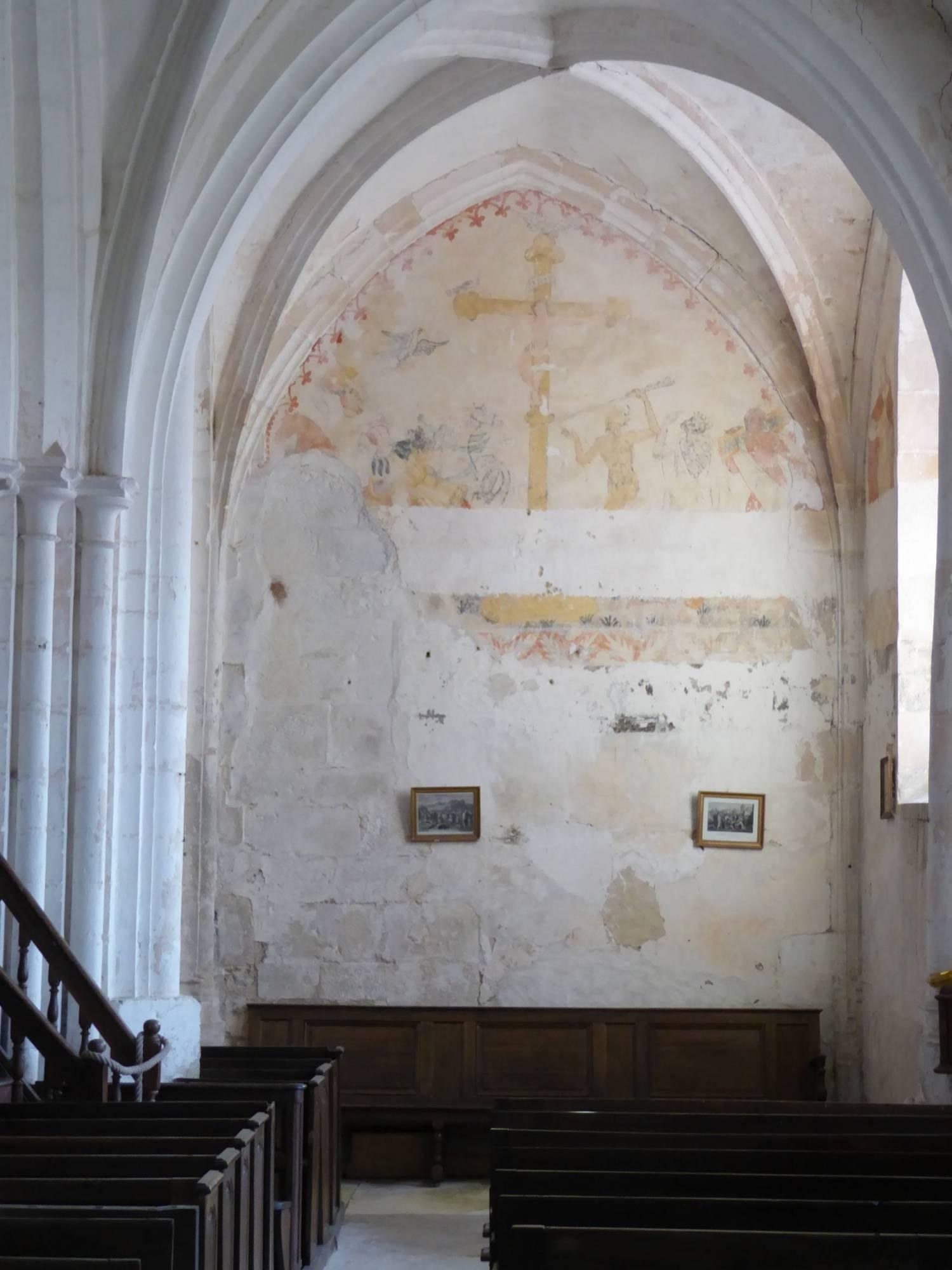 Courgis (Yonne) Eglise Notre-Dame