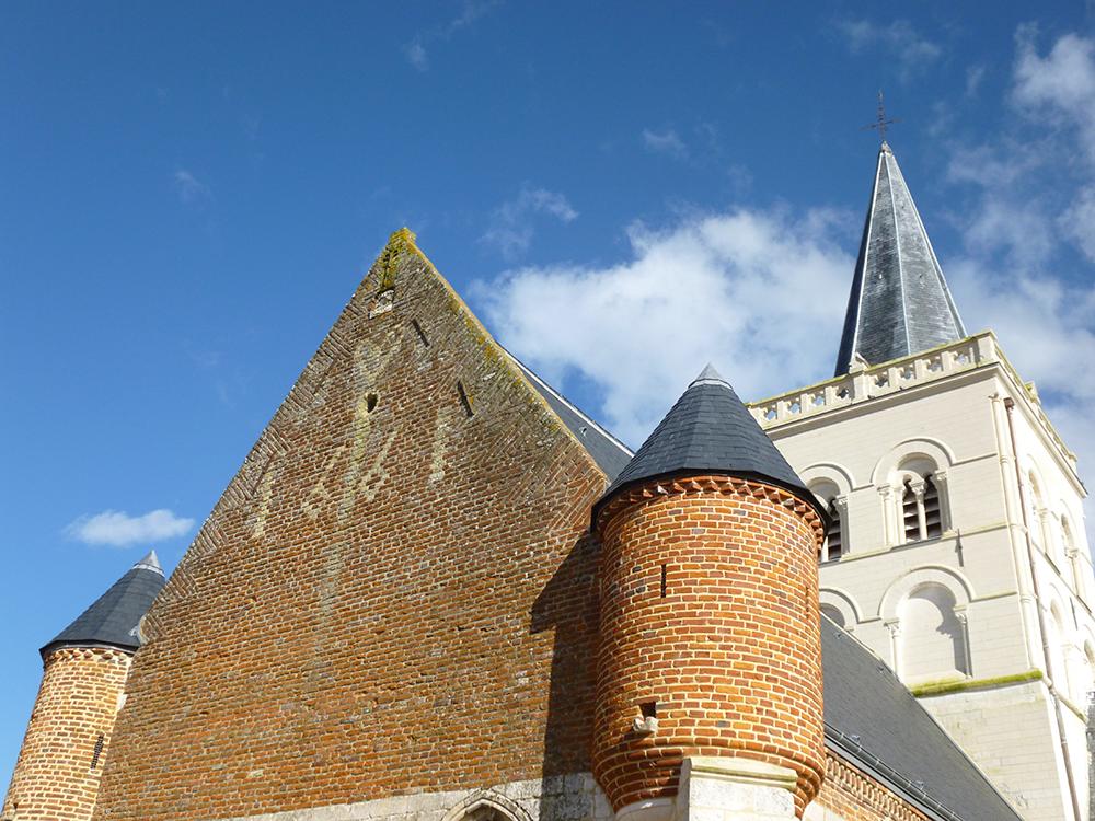 Ecques (62) - église Saint-Nicolas - La Sauvegarde de l'Art Français