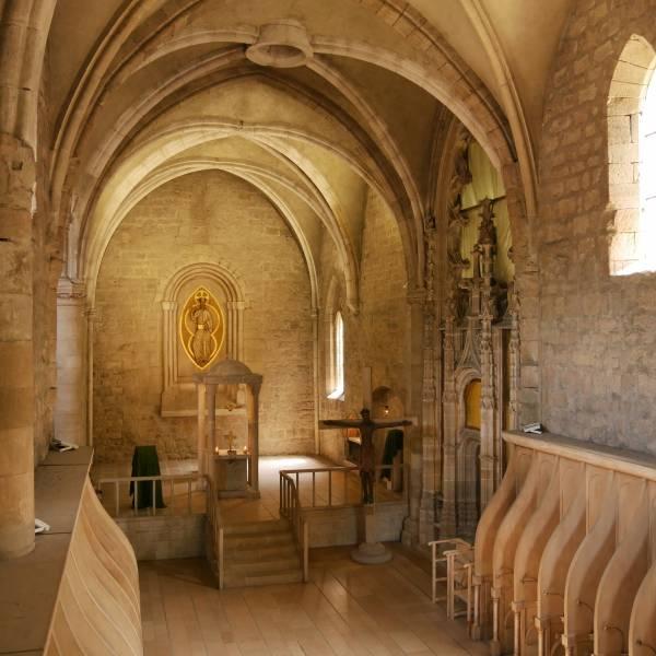 Epinac (71) Eglise du Val-Saint-Benoît - Sauvegarde de l'Art Français