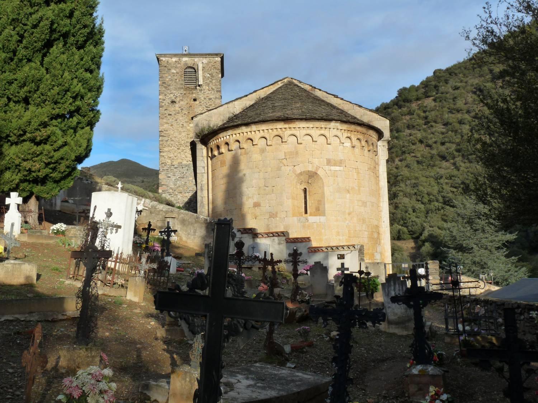 Conat (66) Eglise Saint-Jean-Baptiste - Sauvegarde de l'Art Français
