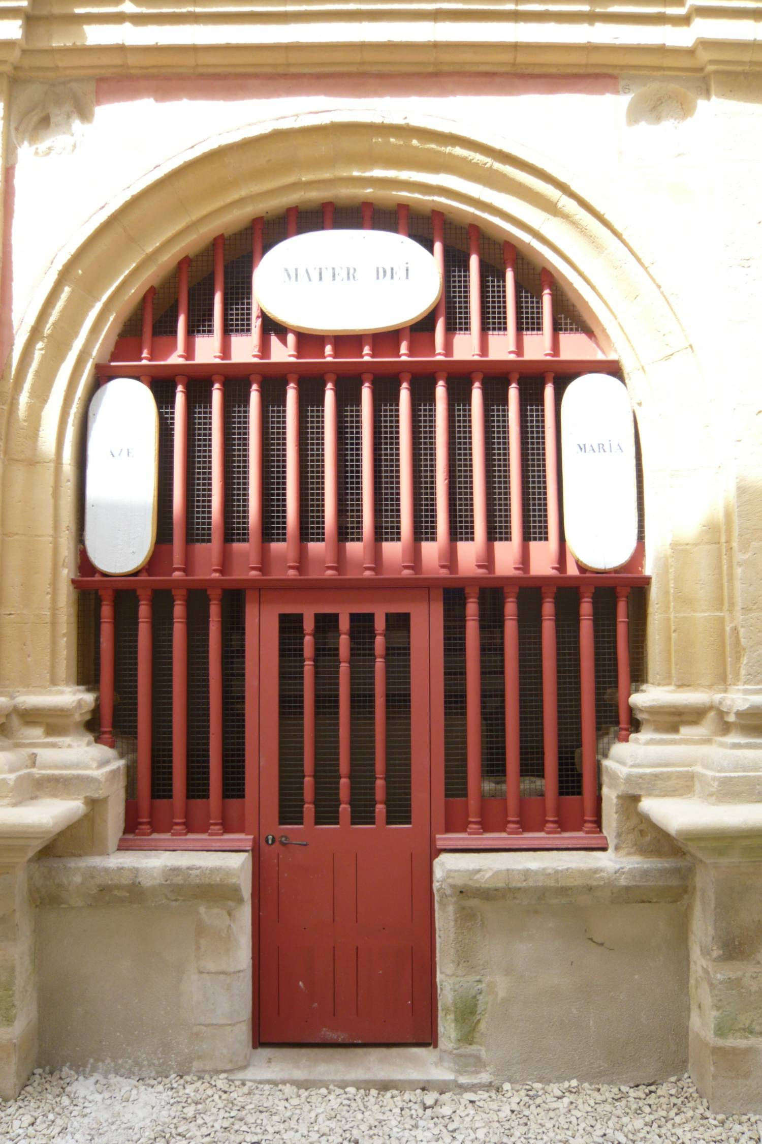 Salviac (46) Chapelle de l'Olm - Sauvegarde de l'Art Français