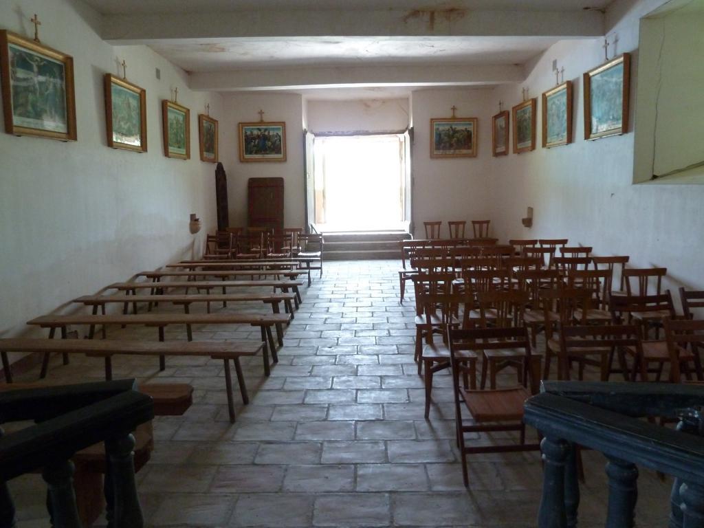 Beaupuy (82) Chapelle Saint-Pierre