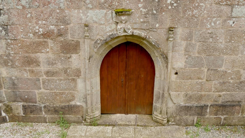 Mellionnec (22) Chapelle Notre-Dame-de-Pitié SAF