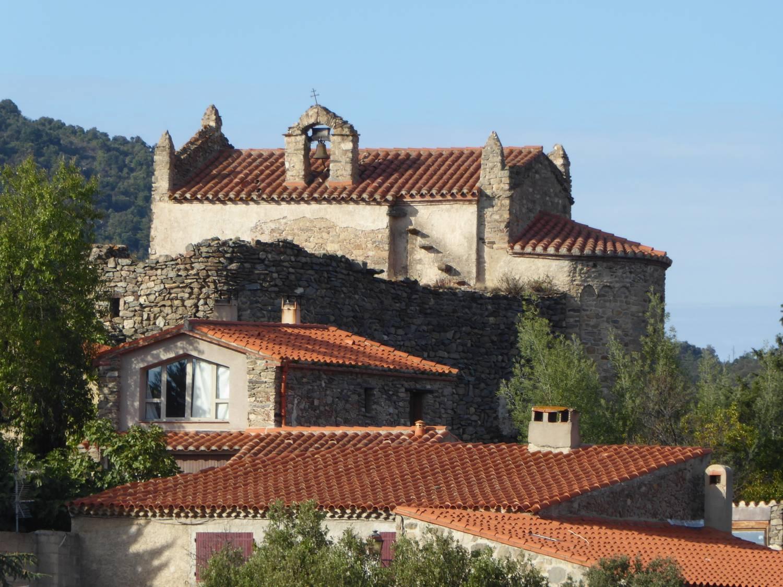 Arboussols (66) Église Nostra-Senyora-de-Las-Gradas de Marcevol