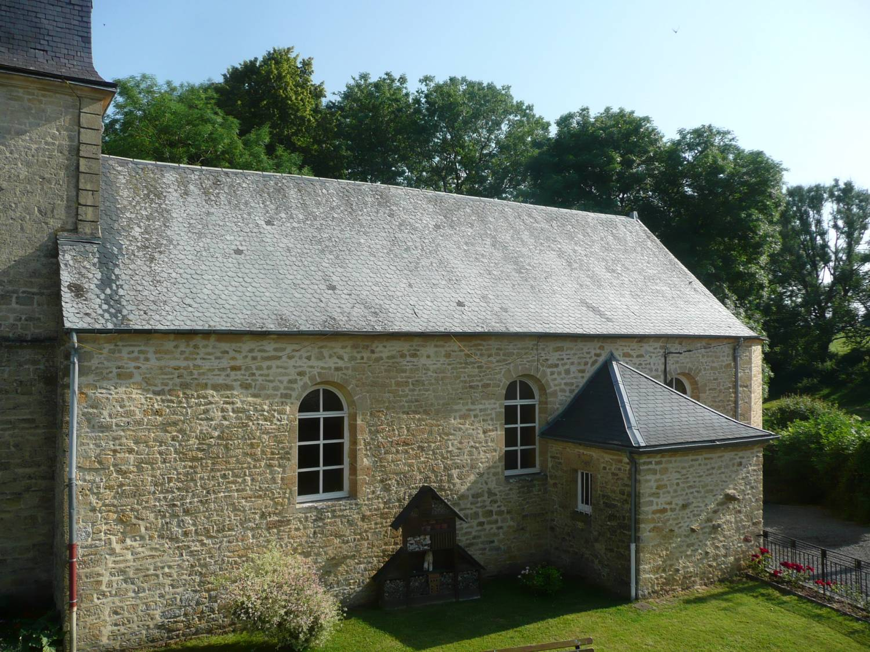 Fagnon (08) - église Saint-Nicaise