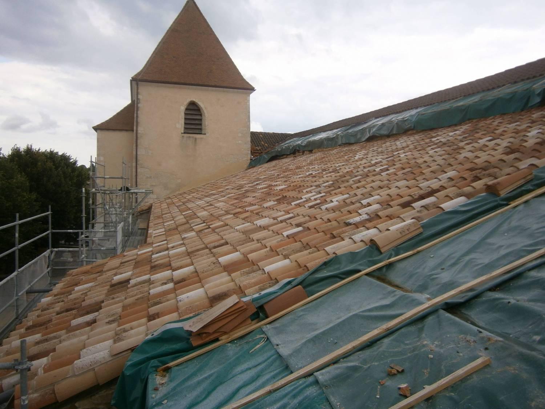 Ruffec (16) Eglise Saint-André - Sauvegarde de l'Art Français
