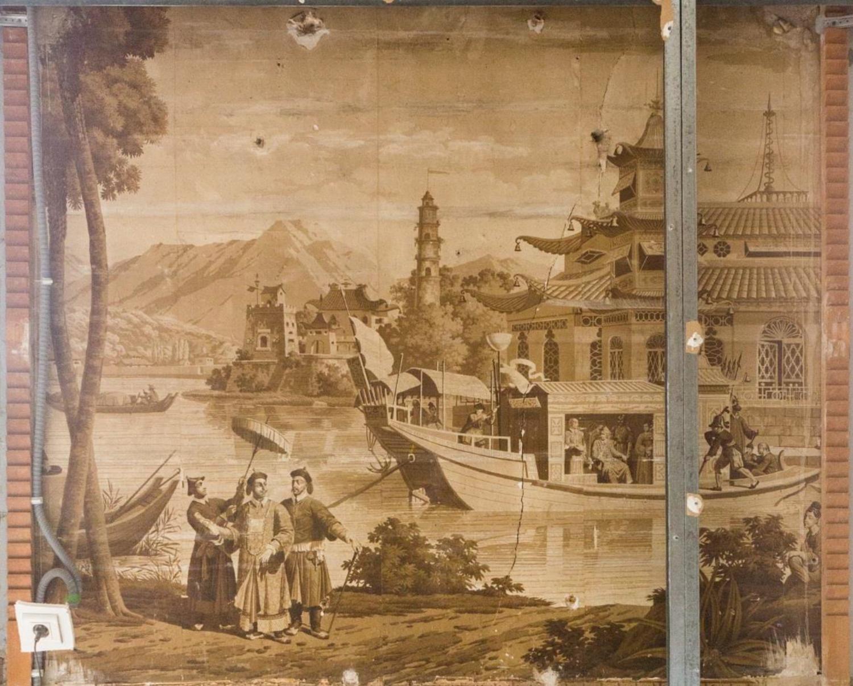 Papier-peint panoramique