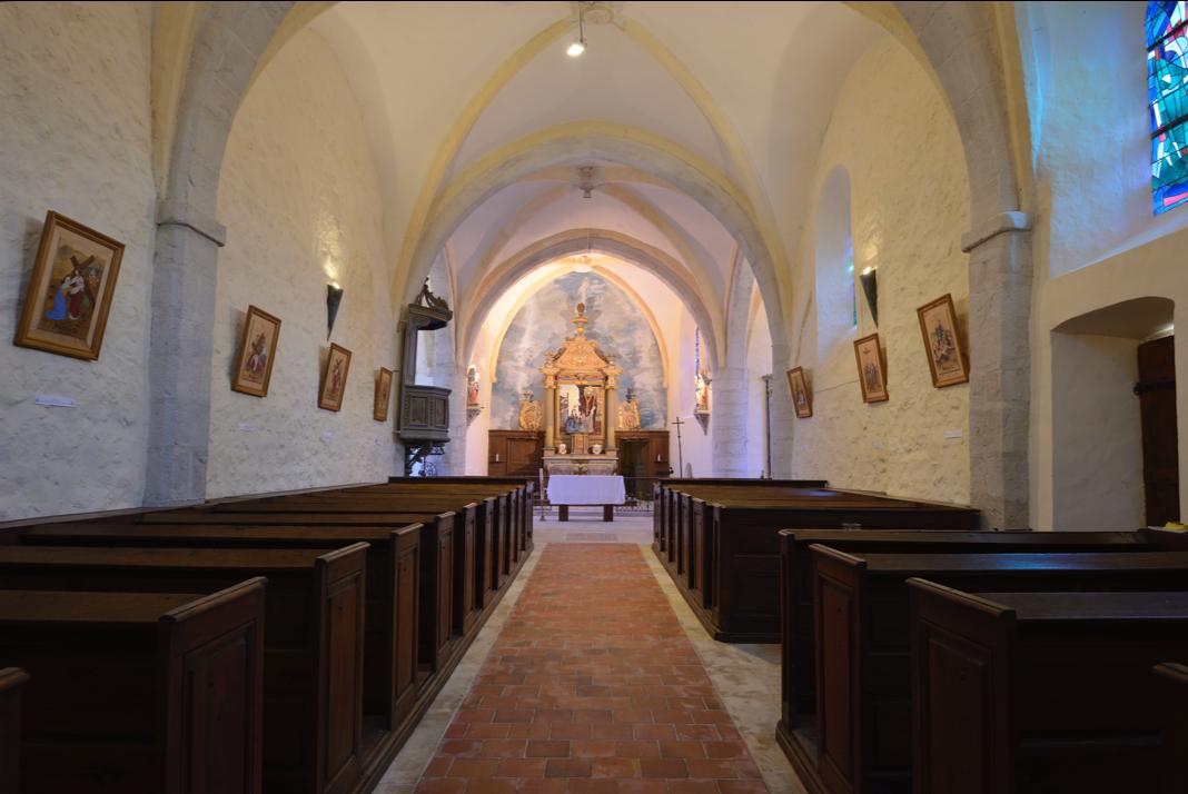 Périgny-la-Rose (10)- église Saint-Rémy - Sauvegarde de l'Art français